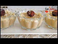 In doar 5 minute pregatim un desert sanatos si delicios Pudding, Desserts, Youtube, Tailgate Desserts, Deserts, Custard Pudding, Puddings, Postres, Dessert