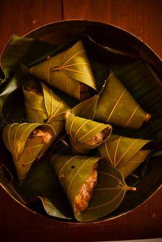 Kumbilappam | Steamed Jackfruit Cakes | kurryleaves