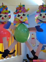 balloon clown craft