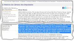Aécio Neves com 17 anos era assessor parlamentar