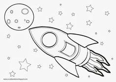 Rocket .Çocuklar Aşkına: Roket boyama ve roket temalı doğum günü parti süsl...