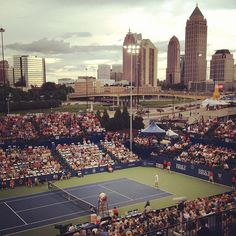 The BB  & T Atlanta Open-yeah baby!  Can't wait to go!
