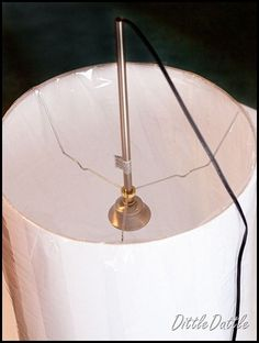 DIY pendant drum shade lights for a lot less than $ForReal?.