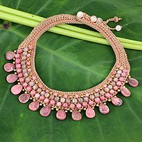 Fantastic Pink from @NOVICA, They help #artisans succeed worldwide.