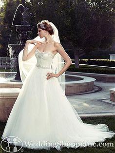 Bridal Gowns Casablanca  2087 Bridal Gown Image 1