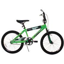 "Walmart: 20"" Wipe Out Boys' Bike, Green"