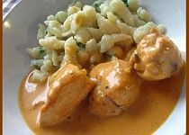 Potato Salad, Shrimp, Potatoes, Meat, Chicken, Ethnic Recipes, Red Peppers, Cooking, Potato