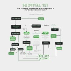 Teen Wolf Survival Guide