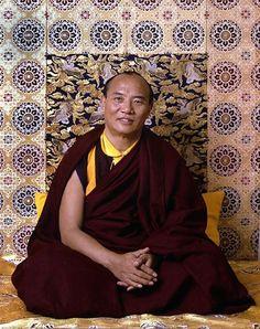 16th Karmapa Buddhist Symbols, Buddhist Quotes, Buddhist Art, Gautama Buddha, Buddha Buddhism, Tibetan Buddhism, Introduction To Buddhism, Chakra Symbole, Vajrayana Buddhism