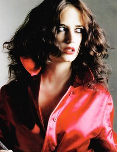 Welcome to Daily Eva Green, your number one source about the french actress best known for her roles...