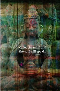 Quiet the mind and the soul will speak. #inspiration #motivate #quotes #affiliate