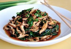 Mushroom Recipes, Vegetable Recipes, Vegetarian Recipes, Chicken Recipes, Cooking Recipes, Healthy Recipes, Mushroom Meals, Stevia Recipes, Cheap Recipes