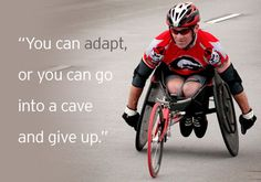I personaly love this picture becuase I am sure if I had a disability it would definilty inspire me to do as much as possible in life and not be caved in. These competative racers are ranked the fastest in the US which is pretty awesome. Special Needs Quotes, Rugby Games, Athlete Quotes, Adaptive Sports, They See Me Rollin, Disability Awareness, Sister Love, Thing 1, Meaningful Quotes