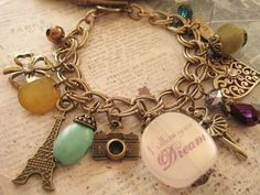 Charm bracelets - gotta get me one of those