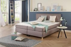 Boxspringbett, Home affaire, »Kara«