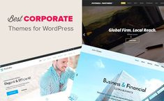 28 Best Corporate WordPress Themes for Your Business (2017) - http://www.wpbeginner.com/showcase/best-corporate-wordpress-themes/