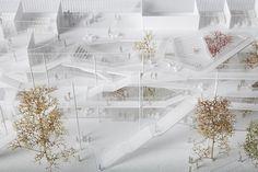 建築模型:写真