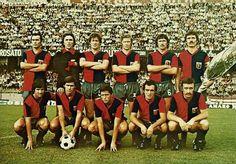 Genoa cfc 1893 (season 1975-76): Campidonico Girardi Rosato Croci Castronaro Rossetti - Arcoleo Conti Catania Bonci Pruzzo