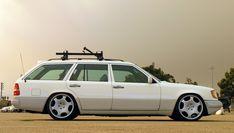 #WagonPorn - a really nice Mercedes W124 wagon