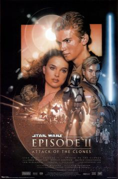 Star Wars: Episode II - Attack of the Clones Poster at AllPosters.com