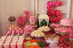 Tea Party Birthday Party Ideas | Photo 4 of 27 | Catch My Party