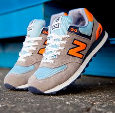 New Balance 574 Yacht Pack - ACCLAIM