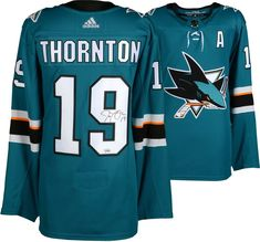 d3a4fb95 adidas Men's San Jose Sharks Authentic Hockey Fights Cancer Jersey ...