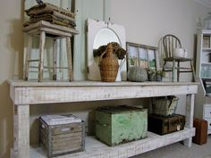 Nice homemade furniture