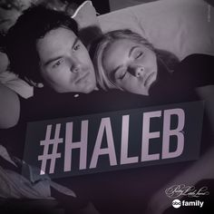 #Haleb forever and ever.