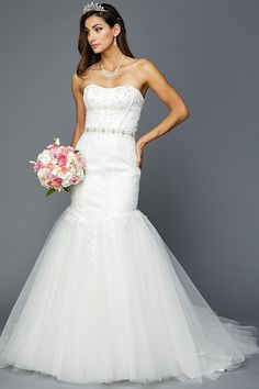 Delightful Wedding Dress JT367W  https://www.smcfashion.com/wholesale-wedding-dresses/delightful-wedding-dress-jt367w