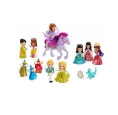 Disney Sofia The First Royal Prep Figure Doll Princess Toys Girls Birthday Gift…