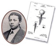 George Franklin Grant was a graduate of Harvard University (class of 1870), the 1st African American Professor at Harvard University (School of Dentistry) in 1871, opened a Dentistry Practice in Boston Ma & in 1899 modified the PERFECTUM TEE (invented by Percy Ellis) & parented the first  Golf Tee (Wooden Golf Tee). In 1991 the USGA recognized Dr Grant as the inventor of the Golf Tee