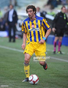 Paolo Castellini of Parma FC in action during the Serie A match between Parma FC and AC Siena at Stadio Ennio Tardini on October 18 2009 in Parma...