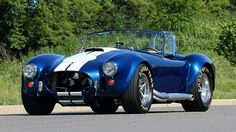 This 1967 Shelby Cobra 427 S/C
