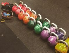Do you have what it takes? Here's the list of kettlebell moves weightlifters, powerlifters, strongman, and functional fitness athletes can all gain from.