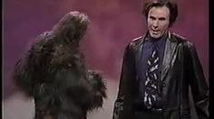 Neil Diamond & Bigfoot