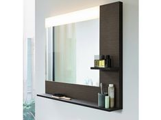 Perfect Download The Catalogue And Request Prices Of Vero | Mirror With Integrated  Lighting By Duravit,. Bathroom ...