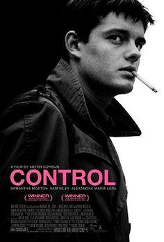 CONTROLE – A HISTÓRIA DE IAN CURTIS (Dublado) – 2007