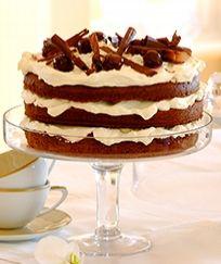 Black Forest Cake - Celebration Recipe from I Love Baking SA Easy Cake Recipes, Cupcake Recipes, Baking Recipes, Cupcake Cakes, Dessert Recipes, Baking Tips, Baking Ideas, Cupcakes, Just Desserts