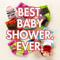 7 Baby Shower Games that Everyone can Enjoy