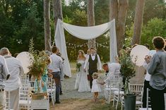 Picturesque Garden Palace Wedding with Rares Ion Ceremony Seating, Ceremony Backdrop, Plan My Wedding, Dream Wedding, Wedding Ideas, Chic Wedding, Wedding Blog, Summer Wedding, Wedding Stuff