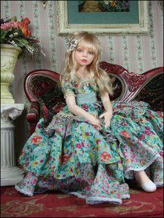 Куклы от Dale Zentner. Обсуждение на LiveInternet - Российский Сервис Онлайн-Дневников
