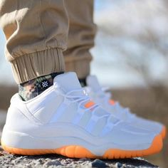"Looking for size 4Y? The Nike Air Jordan 11 Retro GG ""Citrus"" is in stock at kickbackzny.com."
