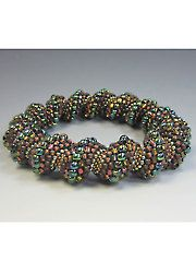 Beaded Bracelet Kits - Curly Q Bracelet Kit