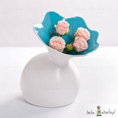 Wazon Lily, niebieski, Sagaform