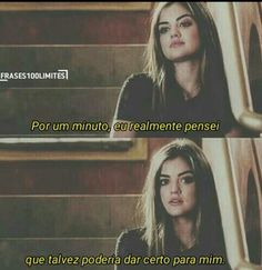 Just a minute Pretty Little Liars, Broken Soul, Sad Pictures, No Drama, I Am Sad, Sad Girl, I Don T Know, Series Movies, Memes