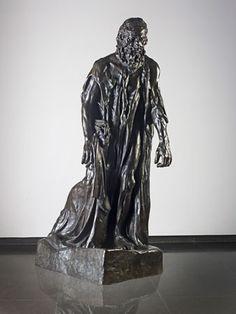 Eustache de Saint Pierre, conceived 1887; cast 1987, Auguste Rodin
