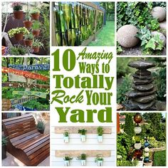 Amazing Outdoor Decor Ideas!