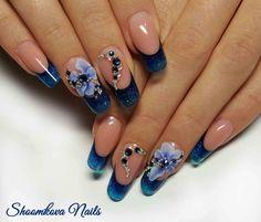 Ногтеманияк | Маникюр, ногти, идеи дизайна #uñasdecoradas
