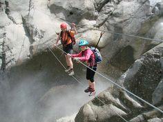 Klettersteig Near Munich : Die besten bilder von klettersteige climbing destinations